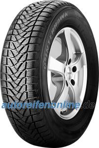 Winterhawk Firestone tyres
