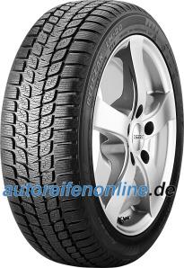 Bridgestone 165/70 R14 car tyres Blizzak LM-20 EAN: 3286347887116