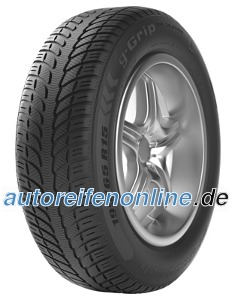 g-Grip All Season BF Goodrich tyres