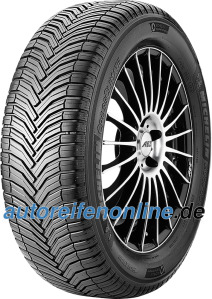 Pneumatici per autovetture Michelin 185/55 R15 CrossClimate Pneumatici quattro stagioni 3528701670249