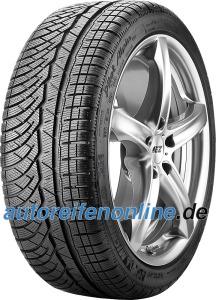 Pilot Alpin PA4 Michelin Felgenschutz tyres