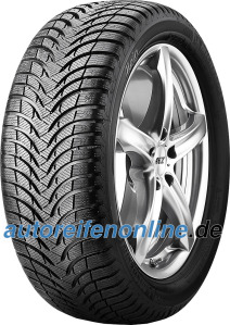 Alpin A4 Michelin däck