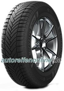 Preiswert Alpin 6 Michelin Autoreifen - EAN: 3528704949762