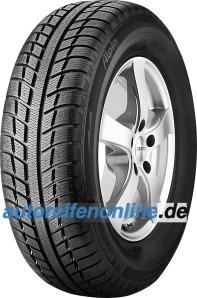 Michelin Alpin A3 155/80 R13 winter tyres 3528705101558