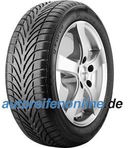 g-Force Winter BF Goodrich tyres