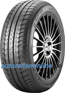 Reifen 195/55 R15 für MERCEDES-BENZ BF Goodrich G-Grip 750711