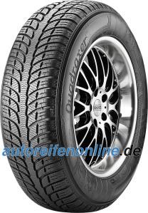 Henkilöautojen renkaisiin Kleber 185/55 R15 QUADRAXER All Season-renkaat 3528707845375