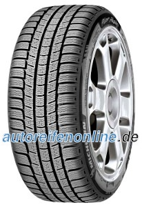 Michelin 265/35 R19 car tyres Pilot Alpin PA2 EAN: 3528707926876
