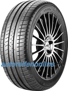 Pilot Sport 3 Michelin tyres