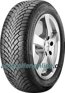 Preiswert WinterContact TS 860 (165/70 R13) Continental Autoreifen - EAN: 4019238009965