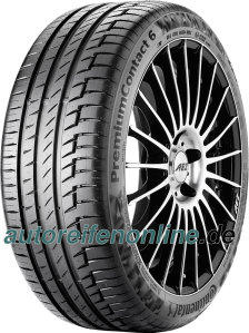 PRECON6 Continental pneus