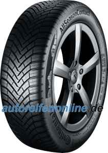 Preiswert AllSeasonContact (185/60 R15) Continental Autoreifen - EAN: 4019238010589
