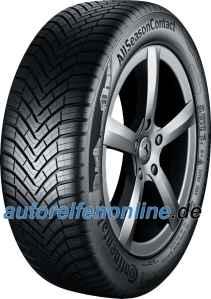 Preiswert AllSeasonContact (165/65 R14) Continental Autoreifen - EAN: 4019238010626