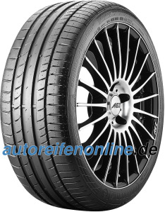 Preiswert ContiSportContact 5P 225/35 R19 Autoreifen - EAN: 4019238013832