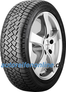 ContiWinterContact T Continental car tyres EAN: 4019238193466