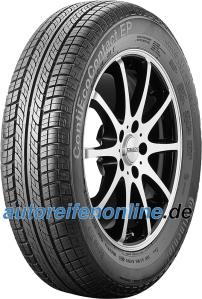 Continental 155/65 R13 car tyres ContiEcoContact EP EAN: 4019238204223