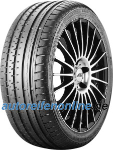 Continental 205/55 R16 car tyres SportContact 2 EAN: 4019238312997