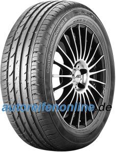 Continental 195/55 R16 car tyres PremiumContact 2 EAN: 4019238321609