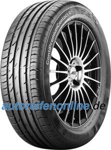 Continental PremiumContact 2 E 155/70 R14 summer tyres 4019238410860