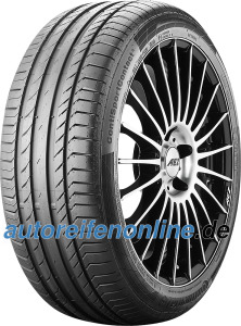 Preiswert ContiSportContact 5 245/40 R20 Autoreifen - EAN: 4019238492408