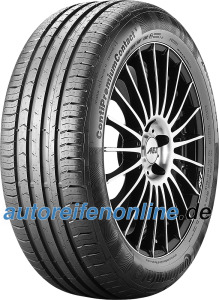Preiswert ContiPremiumContact 5 Continental Autoreifen - EAN: 4019238551952
