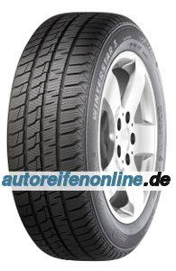 Winter 3 Star car tyres EAN: 4019238587951