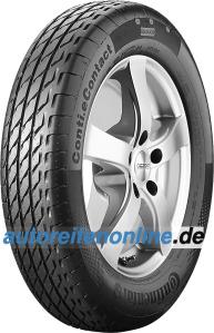 Continental 185/60 R15 car tyres E-CONTACT EAN: 4019238590500