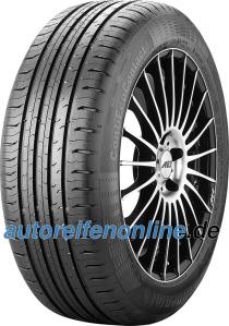Preiswert ContiEcoContact 5 Continental Autoreifen - EAN: 4019238736717