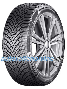Preiswert WinterContact TS 860 (195/65 R15) Continental Autoreifen - EAN: 4019238741650