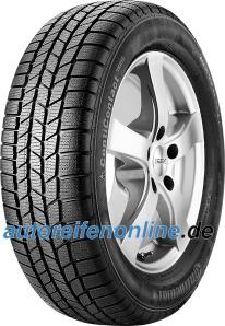Preiswert ContiContact TS815 (205/60 R16) Continental Autoreifen - EAN: 4019238780697