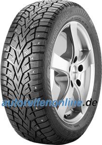 Reifen 195/55 R16 für MERCEDES-BENZ Gislaved NordFrost100 0343686