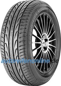Semperit 205/55 R16 car tyres SPEED-LIFE 2 TL EAN: 4024067658383