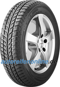 Car tyres for winter MS PLUS 6 UNIROYAL