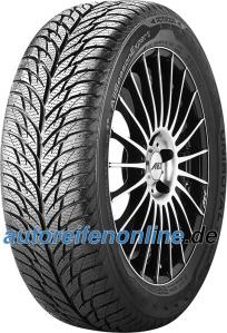 UNIROYAL 165/65 R14 car tyres All Season Expert EAN: 4024068644651