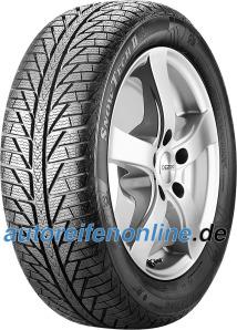 Viking 165/70 R14 car tyres SnowTech II EAN: 4024069439607