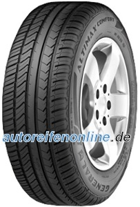 General Altimax Comfort 15526890000 car tyres
