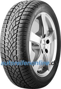 Dunlop 205/55 R16 car tyres SP Winter Sport 3D EAN: 4038526252630