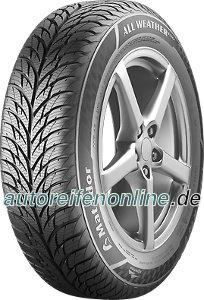 Купете евтино MP62 All Weather Evo Matador всесезонни гуми - EAN: 4050496000370