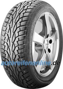 SNOW SW-7 JB725 VW CADDY Winter tyres