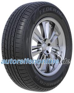 Federal Tyres for Car, Light trucks, SUV EAN:4713959004352