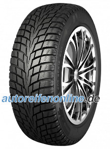 ICE-1 Nankang tyres