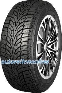 Neumáticos de coche 205 55 R16 para VW GOLF Nankang SV-3 Winter JY208