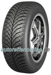 Купете евтино Cross Seasons AW-6 Nankang всесезонни гуми - EAN: 4717622054255