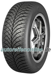 Купете евтино Cross Seasons AW-6 Nankang всесезонни гуми - EAN: 4717622054262