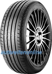 Preiswert Sportnex AS-2+ Nankang 19 Zoll Autoreifen - EAN: 4717622056655
