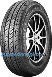Tyres 165/80 R13 for VW Kenda KR23 K244B018