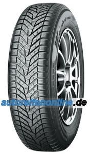Reifen 225/55 R17 für VW Yokohama W.drive (V905) F8565