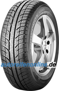 Snowprox S943 Toyo neumáticos