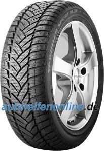Dunlop Tyres for Car, Light trucks, SUV EAN:5420005511366