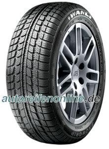 Wanli SNOWGRIP S1083 M+S WN529 car tyres